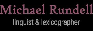 Michael Rundell